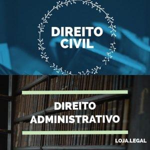 Direito Civil e Administrativo