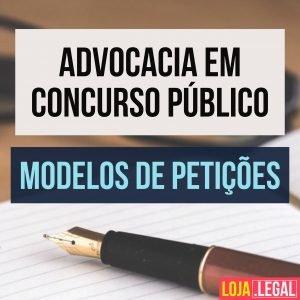 Advocacia em Concurso Público