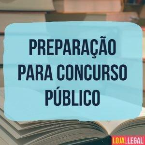 Preparação para Concurso Público